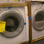 Whirlpool WFW8300 / WGD8300 Front-Load Washer And Gas Dryer, White
