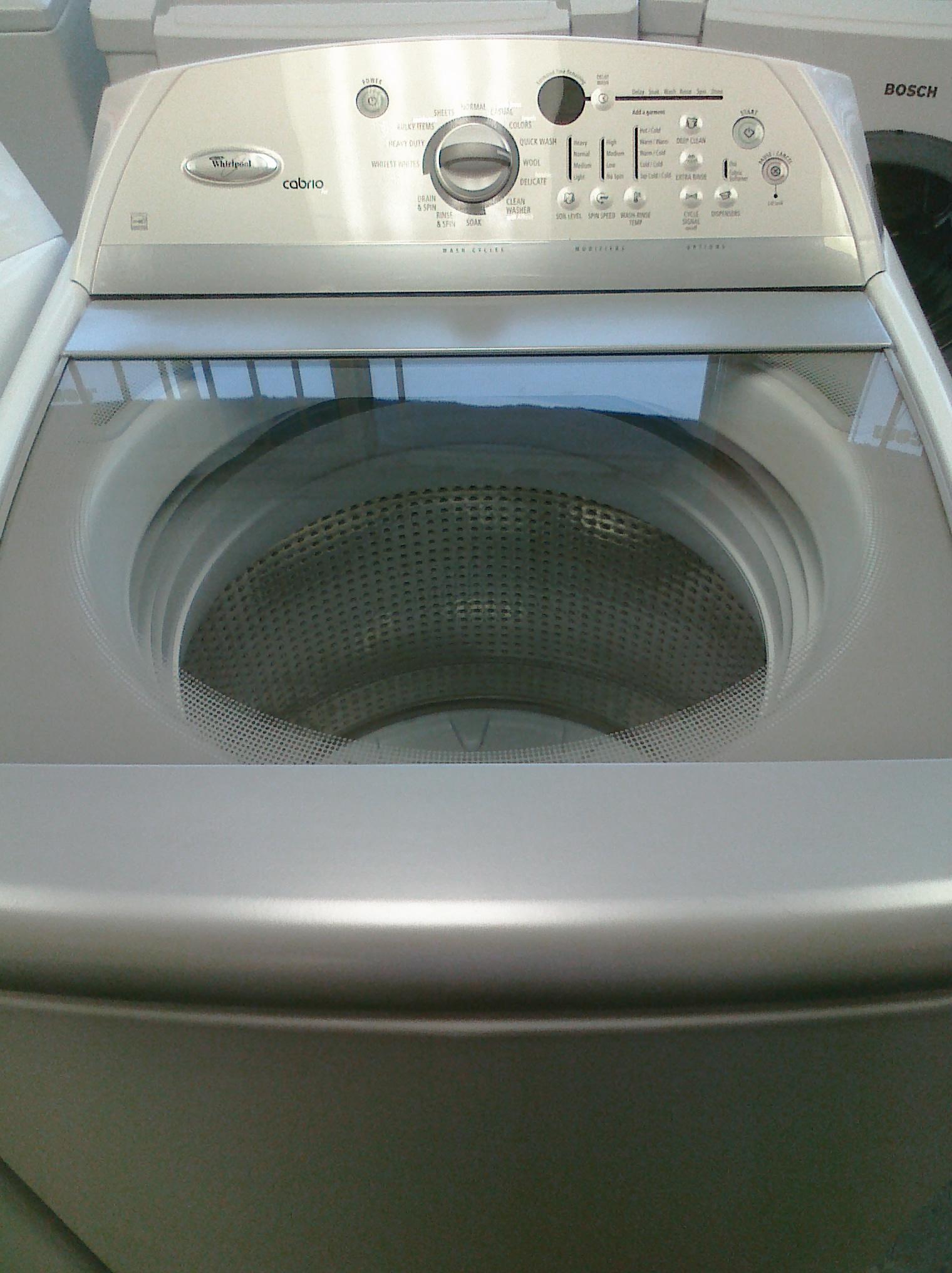 Whirlpool WTW6800WW