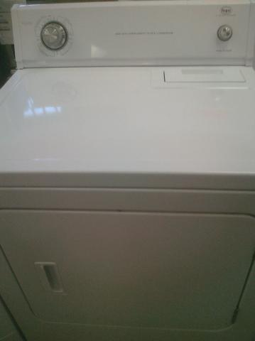 (9) Roper RED4440VQ Heavy Duty Electric Dryer, White