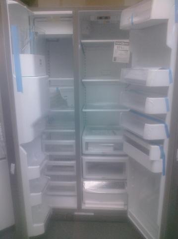 Kitchen Aid KSCS25FVMS Interior