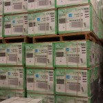 12,000 BTU Energy Star Window Air Conditioner Boxes