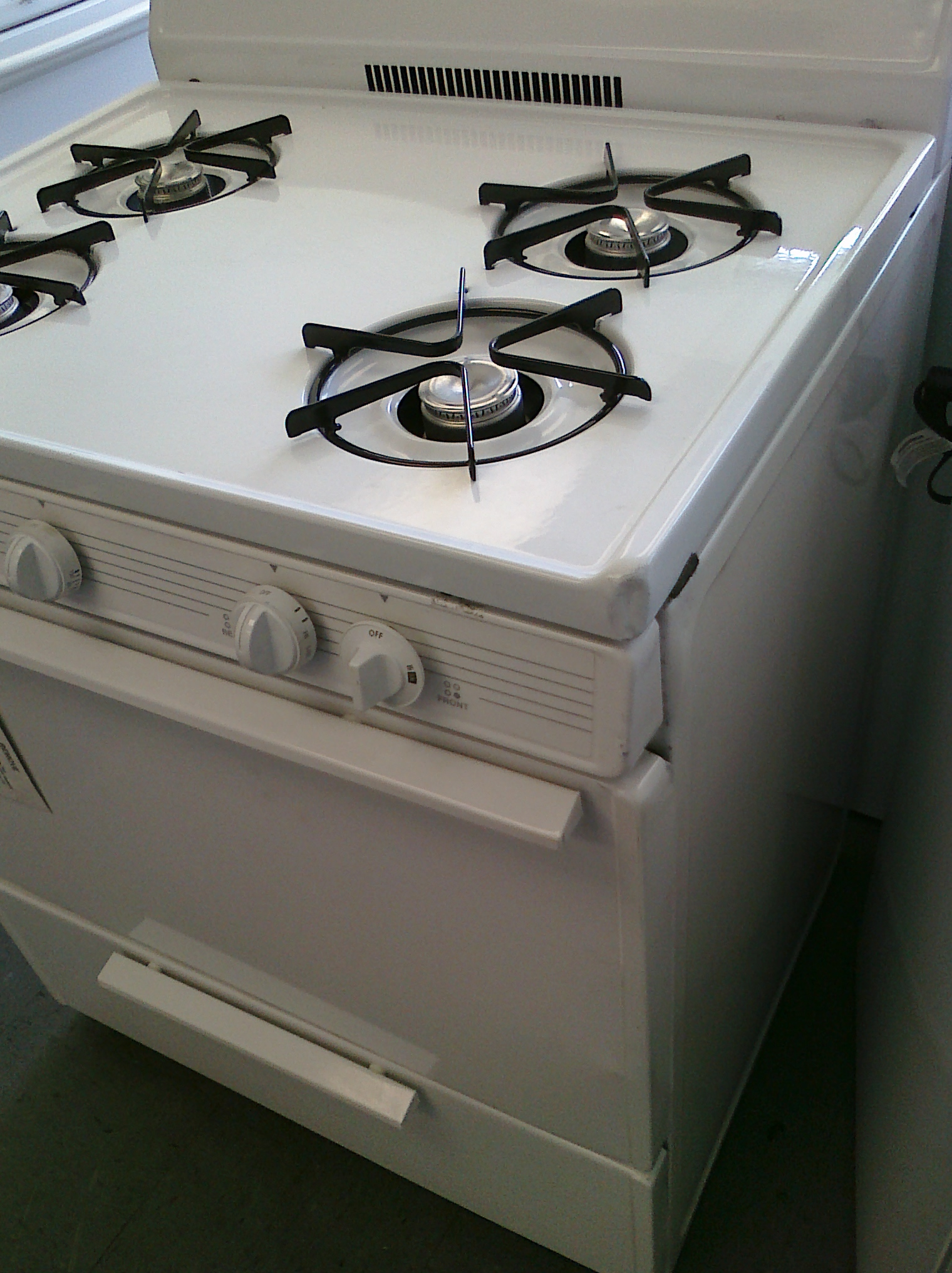 Uncategorized Premier Range Kitchen Appliances 7 premier gfk1000po1 gas range white feders outlet gfk1000po1
