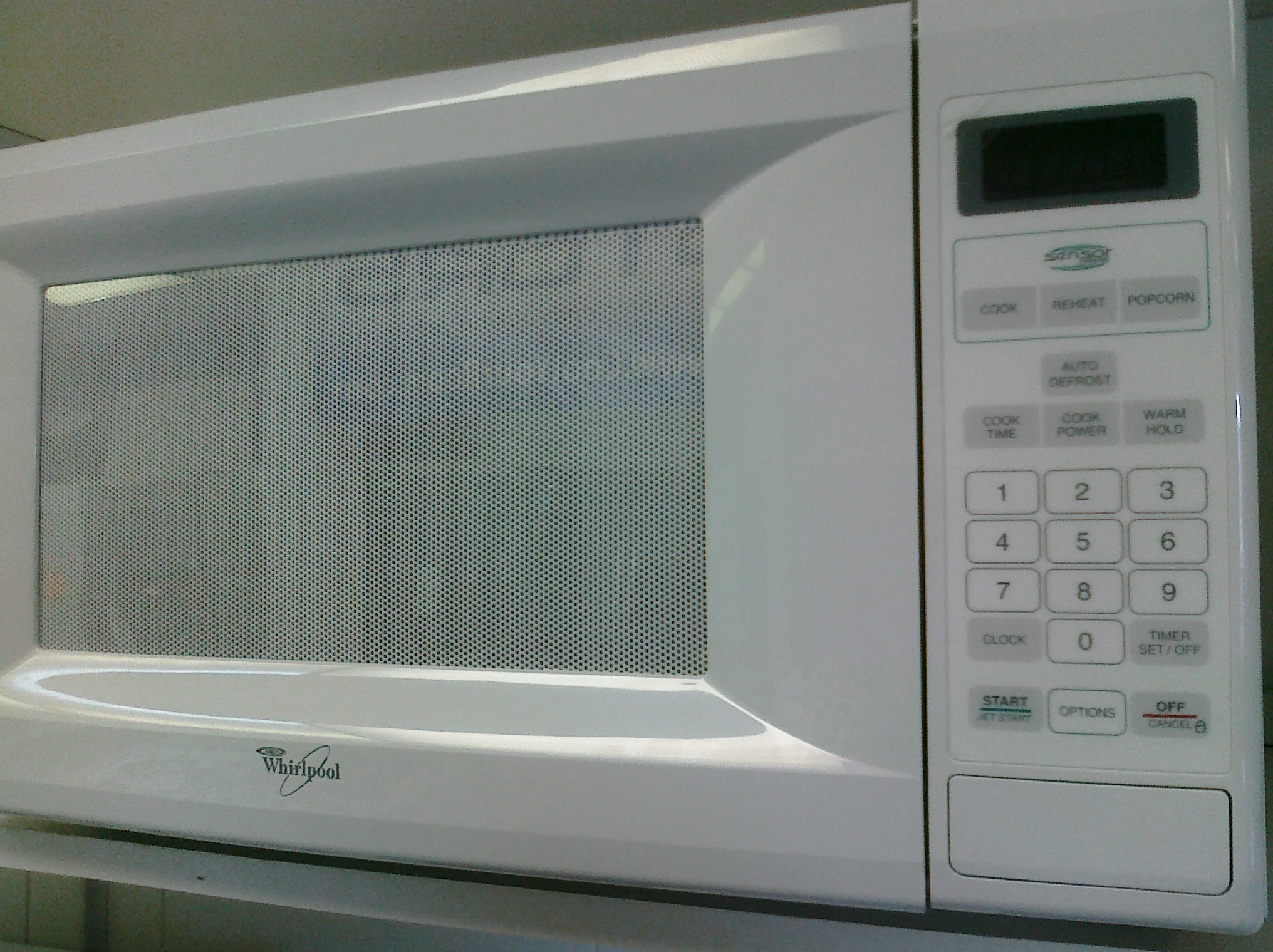 Countertop Microwave What To Look For : Whirlpool MT4155SPQ Countertop Microwave Oven, White Feders ...