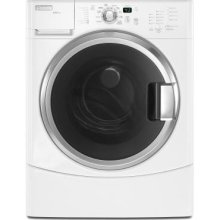 Maytag mhwz600tw epicz front load washer white with chrome