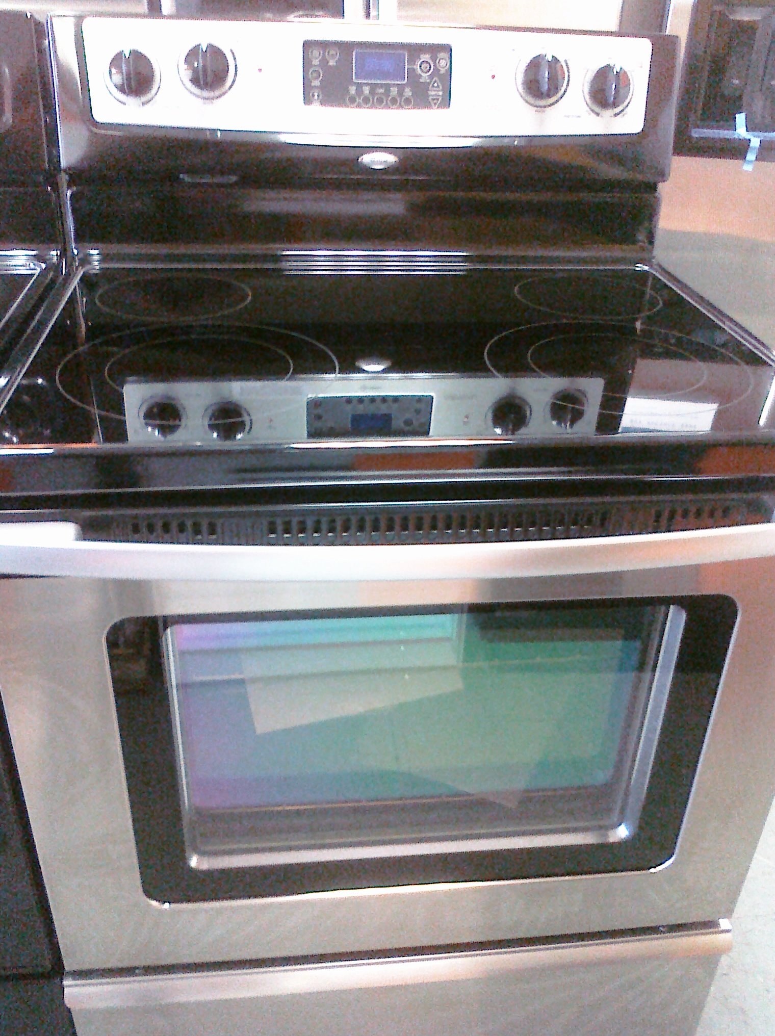 9 Whirlpool Wfe364lvs 30 Inch Electric Self Clean Free