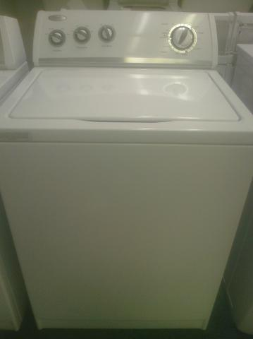 9 Whirlpool Wtw5310vq Top Load Super Capacity Washer
