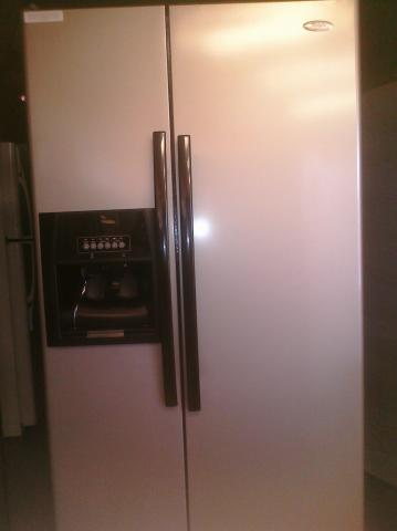 9 Whirlpool Ed5gvexvd 25 Cuft Energy Star Side By Side
