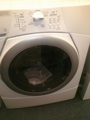 9 Whirlpool Wfw9150ww Duet Front Load Washer White