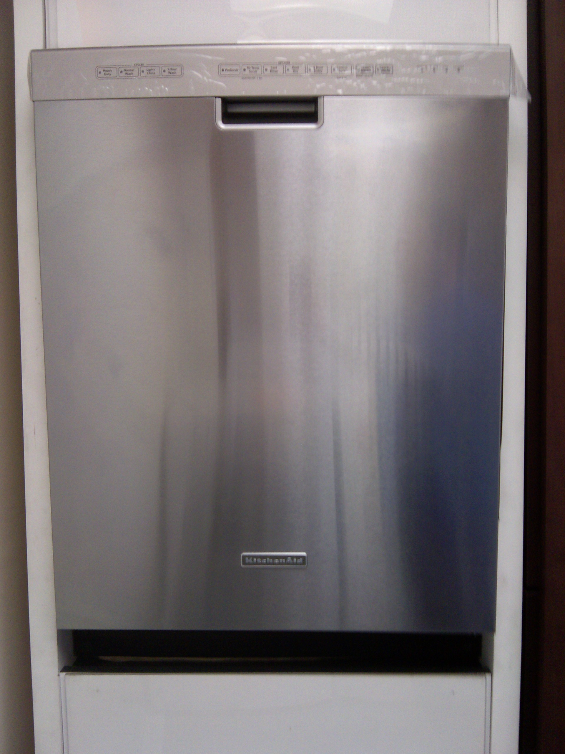 9) KitchenAid KUDS30IXSS 24″ Built-In Dishwasher, Stainless ...