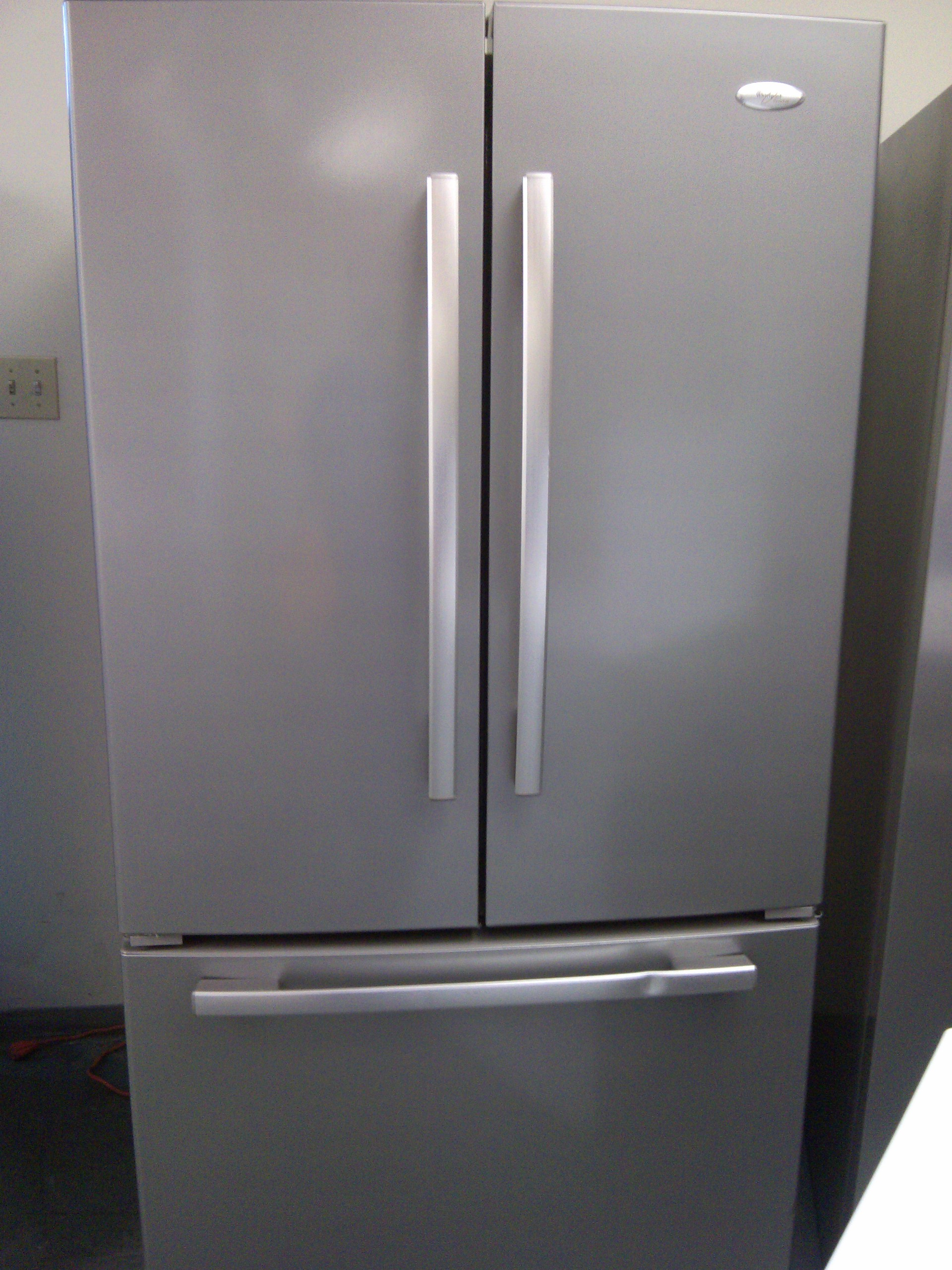 8 Whirlpool Gold Gx5shdxvd 248 Cuft French Door Refrigerator
